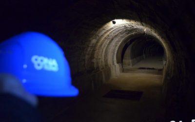 Hitlerjevi podzemni rovi pod nekdanjim TAM-om znova odprti